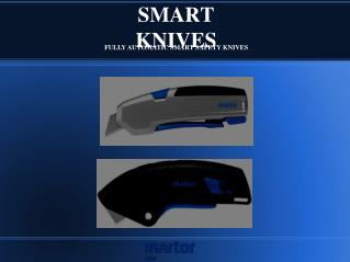Martor USA Provide Safety Utility Knives and Cutters