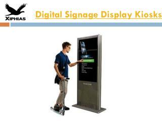 Digital Signage Display Kiosks
