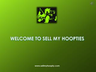 Buy Junk Cars Based in Tampa – SellMyHoopty