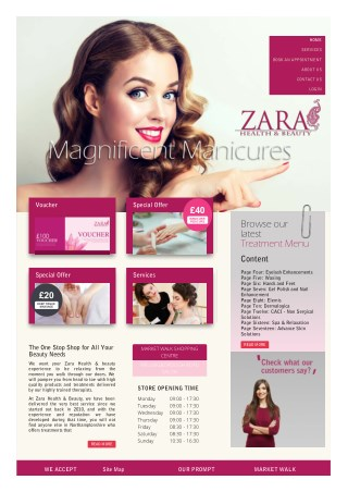 Zara - Health and Beauty