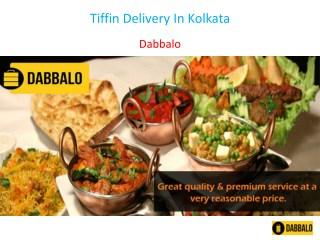 Tiffin Delivery In Kolkata