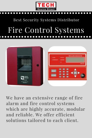 Fire Control Systems