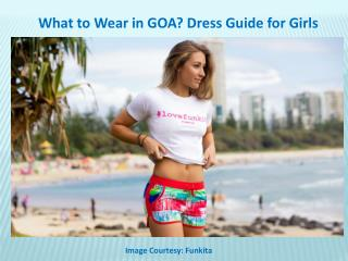 What to Wear in GOA I Top Fashion Bloggers India I Tashiara