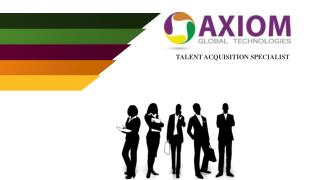 Welcome to Axiom Global Technologies