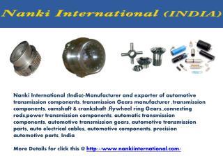 Nanki International