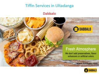 Tiffin Services in Ultadanga