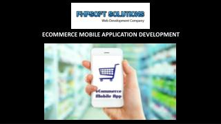 mobile app developers |Phpsoft Solutions