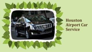 Houston Airport Car Limo Service, Airport Limousine, Airport Shuttle Service at GEtTransportTX.com