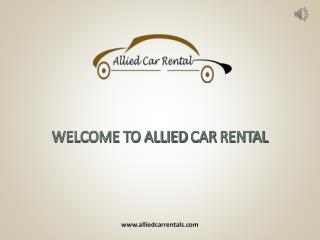 Mumbai Airport Cab Services from Pune - Allied Car Rental