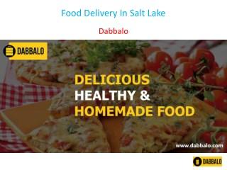 Food Delivery In Salt Lake