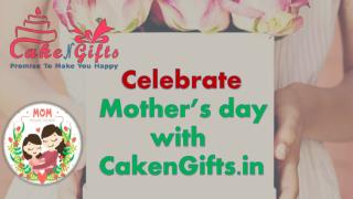 Celebrate mothers day online in Udaipur