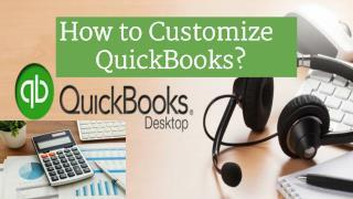 How to Customize QuickBooks