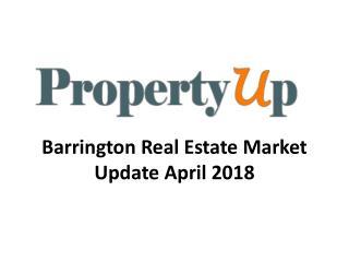Barrington Real Estate Market Update April 2018