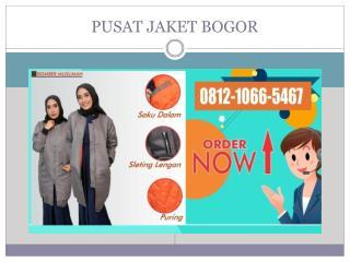 0812-1066-5467   Produsen Jaket Muslimah Siap Kirim Ke Klapanunggal Kabupaten Bogor