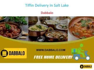 Tiffin Delivery In Salt Lake
