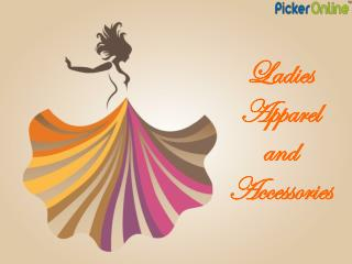 Ladies Clothing and Apparel Shops