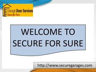 garage door service marlton