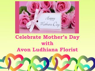 Send Mother's Day Cake to Ludhiana