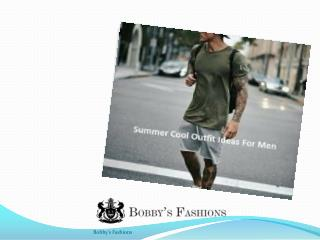 Summer Cool Outfit Ideas For Men