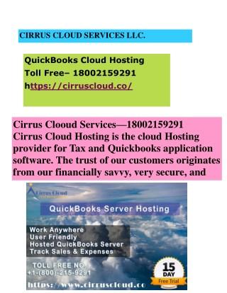 QuickBooks Hosting   Sage Hosting   Drake Hosting   Quicken Hosting