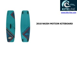 2018 NAISH MOTION KITEBOARD