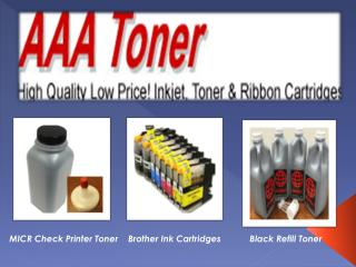 Buy High qulity toners at low price