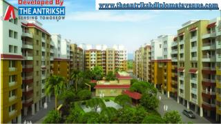 The Antriksh Diplomat Avenue is Develped by Antriksh Group