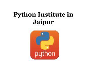 Python Institute in Jaipur
