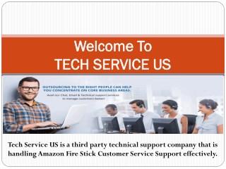 Fire stick technical support