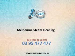 Melbourne Steam Cleaning