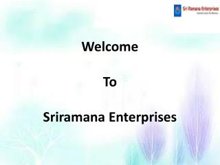 Decking sheet Suppliers in Chennai | Coimbatore - Sriramana Enterprises