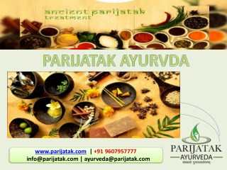 Parijatak- The Wellness Centre in Nagpur