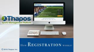 Online Sports Registration Software for Clubs, Leagues, Team, Players