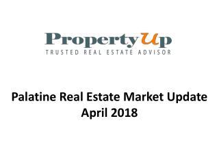 Palatine Real Estate Market Update April 2018