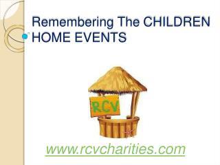 Marginalized Children - www.rcvcharities.com