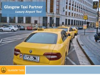 Glasgow Airport Taxi