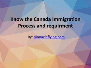 How to Immigrate to Canada from UAE