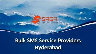 Bulk SMS services  in  Hyderabad, Bulk SMS service provider Hyderabad – Saga Bizsolutions