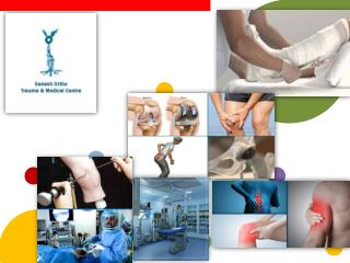 Orthopedic surgeons by Ganesh Ortho