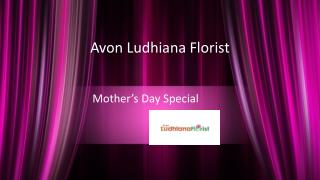 Mother's Day Flower Delivery in Ludhiana