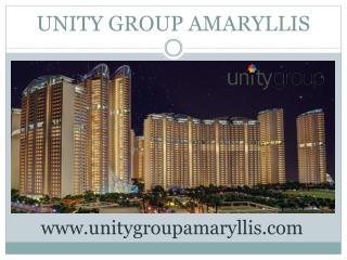 Unity Group Amaryllis a showpiece by unity group