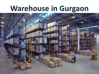 Industrial Warehouse in Gurgaon