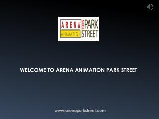 Animation Training in Kolkata - Arena Animation Park Street