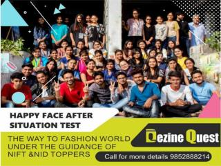 Best NIFT Coaching in Patna, Bihar- Dezine Quest