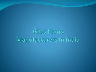 Great Indian Crafts Largest Gift Items Manufactures In India