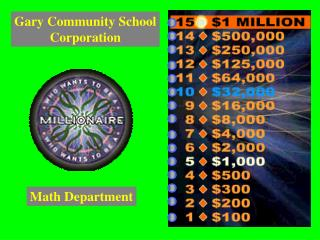 Gary Community School Corporation