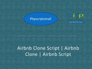 Airbnb Clone Script | Airbnb Clone | Airbnb Script