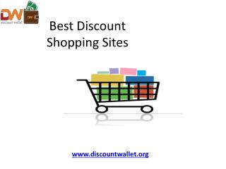 Best Discount Shopping Sites | Discount Wallet