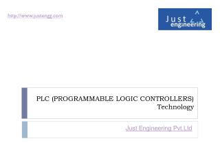 Basic Introduction to PLC | just engineering