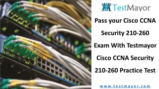 Cisco CCNA Security 210-260 Practice Test Questions